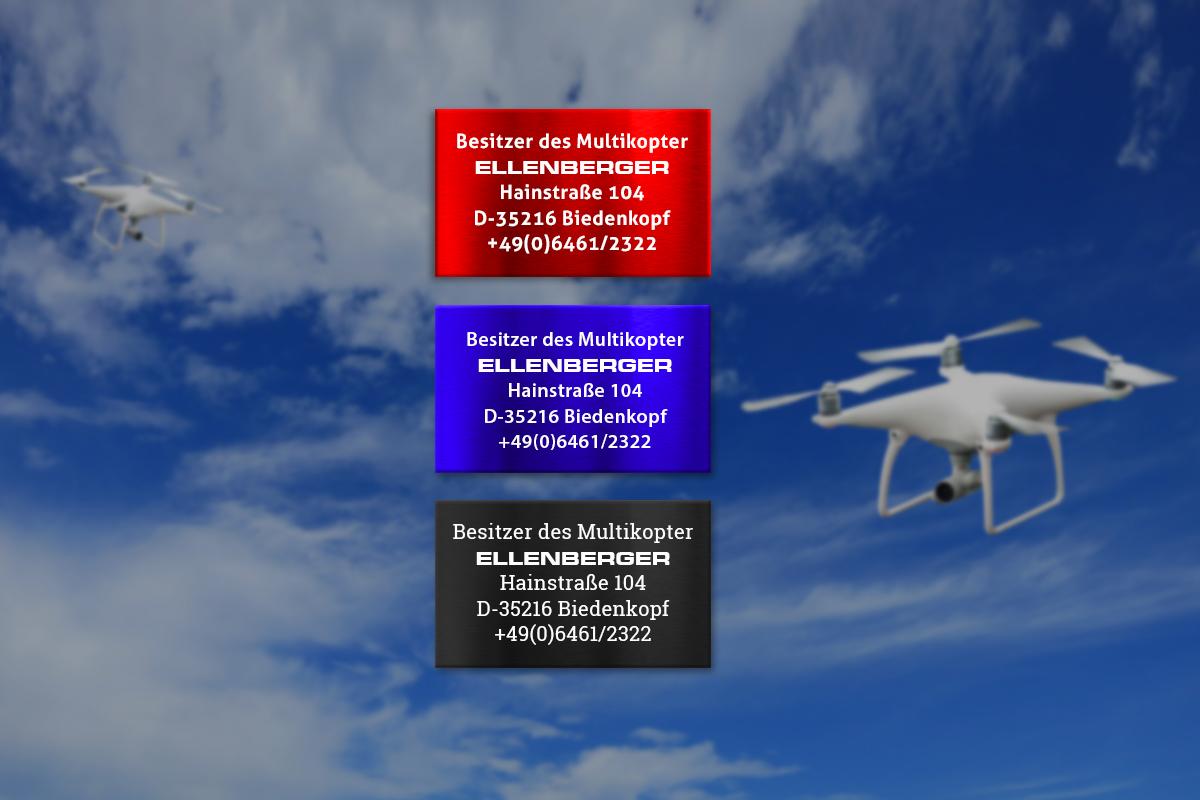 Drohnen-und-modellflug-schilder