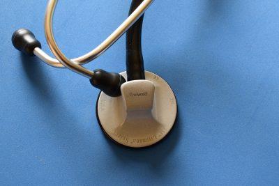 Stethoskop mit Gravur