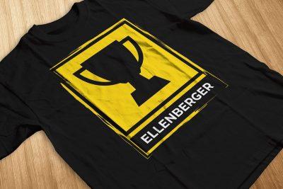 Ellenberger Biedenkopf Logo T-Shirt