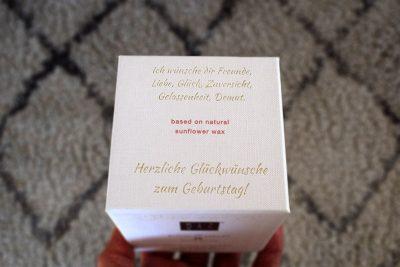 Geschenkbox mit Gravur