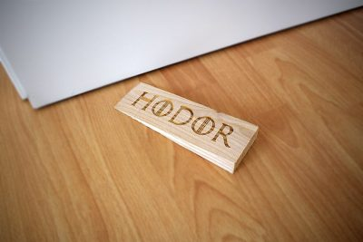 Hodor Türstopper Game of Thrones