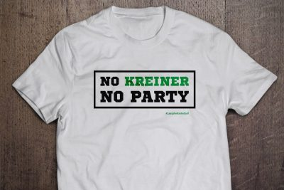 Laasphe Basketball No Kreiner No Party T-Shirt