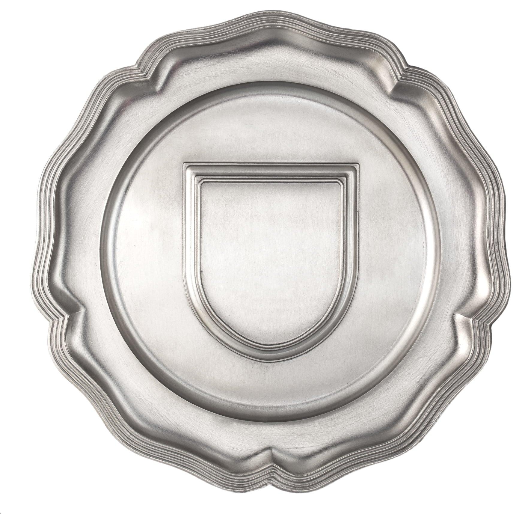 Metallteller Zinnteller 1151