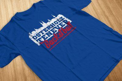 TSV Osterholz-Tenever Bremen Basketball T-Shirt