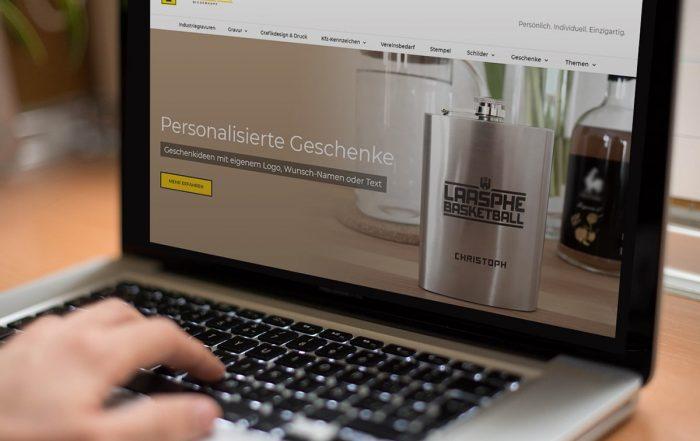 Website Webdesign Ellenberger Biedenkopf