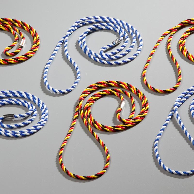 Ellenberger Medaillen Kordeln 557 und 553
