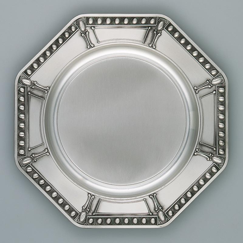 Ellenberger Metallteller Zinnteller 1250